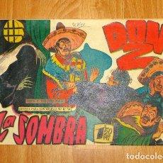 Tebeos: DON Z. Nº 17 : LA SOMBRA (SERIE EL PEQUEÑO HÉROE). Lote 192319605