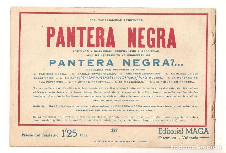 Tebeos: TONY Y ANITA LOS ASES DEL CIRCO nº 117 TEBEO ORIGINAL 1956 EL ESCORPION VENCIDO Editorial Maga Mira - Foto 2 - 170915740