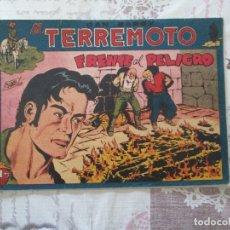 Giornalini: DAN BARRY TERREMOTO Nº 28. Lote 171053995