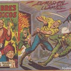 BDs: COMIC COLECCION HOMBRES HEROICOS Nº 4. Lote 171388898