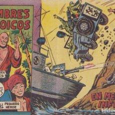 BDs: COMIC COLECCION HOMBRES HEROICOS Nº 5. Lote 171388923