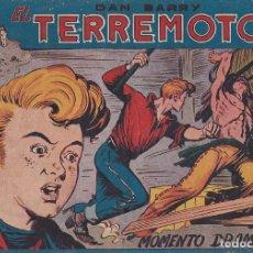 Tebeos: COMIC COLECCION DAN BARRY EL TERREMOTO Nº 22. Lote 171399579