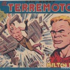 Tebeos: COMIC COLECCION DAN BARRY EL TERREMOTO Nº 27. Lote 171399640