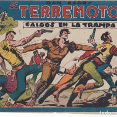 Tebeos: COMIC COLECCION DAN BARRY EL TERREMOTO Nº 30. Lote 171399697