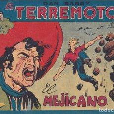 Livros de Banda Desenhada: COMIC COLECCION DAN BARRY EL TERREMOTO Nº 35. Lote 171399719