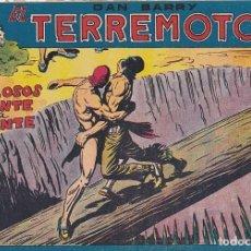 Tebeos: COMIC COLECCION DAN BARRY EL TERREMOTO Nº 36. Lote 171399740