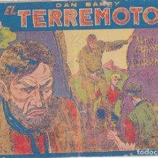 Tebeos: COMIC COLECCION DAN BARRY EL TERREMOTO Nº 50. Lote 171399830