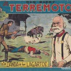Tebeos: COMIC COLECCION DAN BARRY EL TERREMOTO Nº 55. Lote 171399850