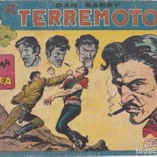 Tebeos: COMIC COLECCION DAN BARRY EL TERREMOTO Nº 57. Lote 171399883