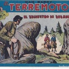 Tebeos: COMIC COLECCION DAN BARRY EL TERREMOTO Nº 64. Lote 171399939