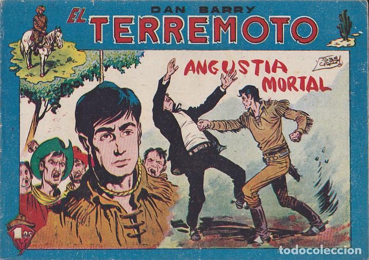 COMIC COLECCION DAN BARRY EL TERREMOTO Nº 65 (Tebeos y Comics - Maga - Dan Barry)