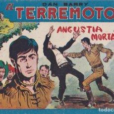 Tebeos: COMIC COLECCION DAN BARRY EL TERREMOTO Nº 65. Lote 171399964