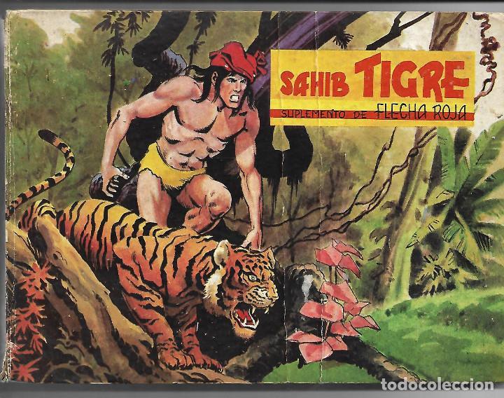 SAHIB TIGRE - ORIGINAL - COMPLETA (Tebeos y Comics - Maga - Otros)