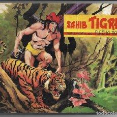 Tebeos: SAHIB TIGRE - ORIGINAL - COMPLETA. Lote 171518542