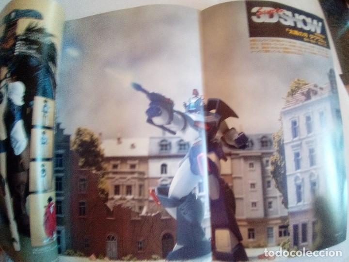 Tebeos: HOBBY JAPAN 9 NEO-HOW TO BUILD GUNDAM:8-VER FOTOS - Foto 4 - 171756953