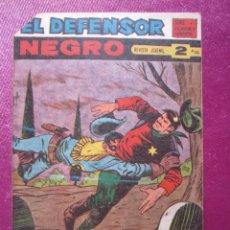 Giornalini: EL DEFENSOR NEGRO 60 SIN ABRIR EXCELENTE MAGA C42. Lote 197632587