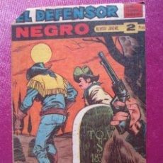 Giornalini: EL DEFENSOR NEGRO 59 SIN ABRIR EXCELENTE MAGA. C42. Lote 197632995