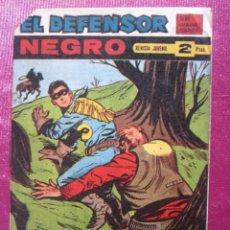 Giornalini: EL DEFENSOR NEGRO 52 SIN ABRIR EXCELENTE MAGA. C42. Lote 171826518