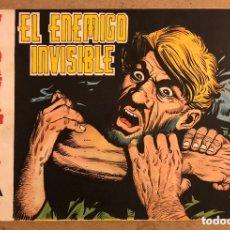 Tebeos: FOGATA N° 32 (EDITORIAL MAGA 1964). EL ENEMIGO INVISIBLE.. Lote 172431767