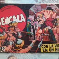 Livros de Banda Desenhada: BENGALA Nº 20. Lote 172468799