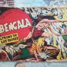 Livros de Banda Desenhada: BENGALA Nº 12. Lote 172470853