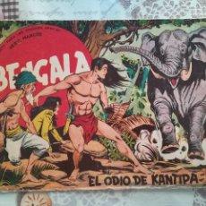 Livros de Banda Desenhada: BENGALA Nº 8. Lote 172471874