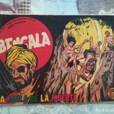 Livros de Banda Desenhada: BENGALA Nº 7. Lote 172472082