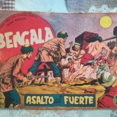 Livros de Banda Desenhada: BENGALA Nº 6. Lote 172473372