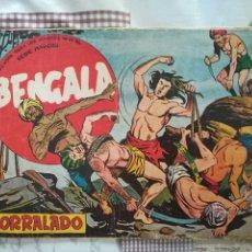 Livros de Banda Desenhada: BENGALA Nº 3. Lote 172847049