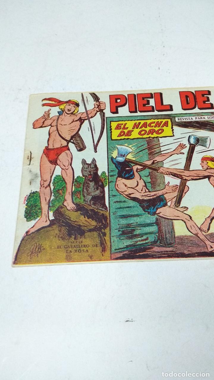 Tebeos: COLECCION COMPLETA 90 COMICS TBO PIEL DE LOBO ED MAGA AÑOS 50s ORIGINALES - Foto 13 - 173087324