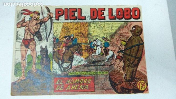 Tebeos: COLECCION COMPLETA 90 COMICS TBO PIEL DE LOBO ED MAGA AÑOS 50s ORIGINALES - Foto 20 - 173087324