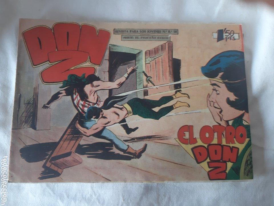 DON Z N°34 ED. MAGA (Tebeos y Comics - Maga - Don Z)