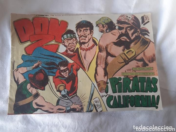 DON Z N°47 ED. MAGA (Tebeos y Comics - Maga - Don Z)