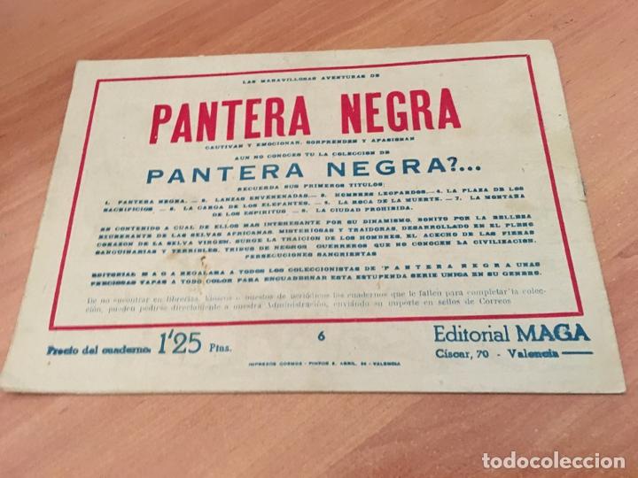 Tebeos: ROQUE BRIO Nº 6 (ORIGINAL MAGA) NUEVO (COIB23) - Foto 2 - 173650834