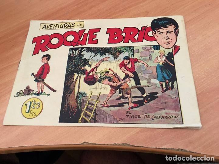 ROQUE BRIO Nº 6 (ORIGINAL MAGA) NUEVO (COIB23) (Tebeos y Comics - Maga - Otros)