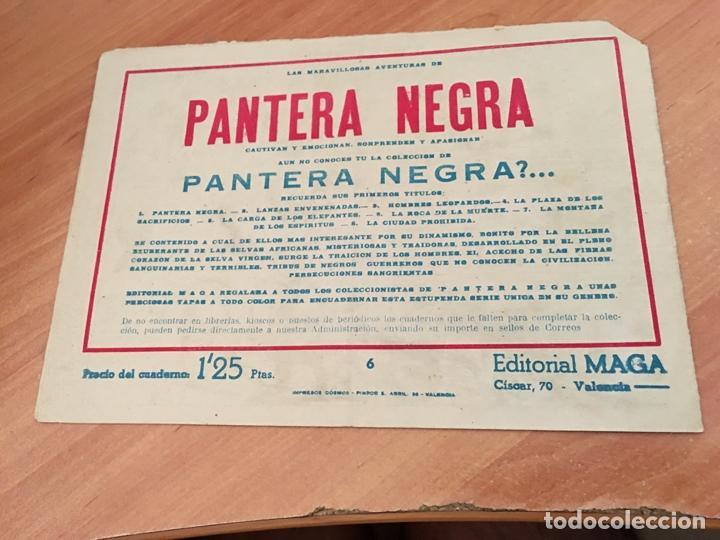 Tebeos: ROQUE BRIO Nº 6 (ORIGINAL MAGA) NUEVO PERO PICO CORTADO (COIB23) - Foto 2 - 173650884