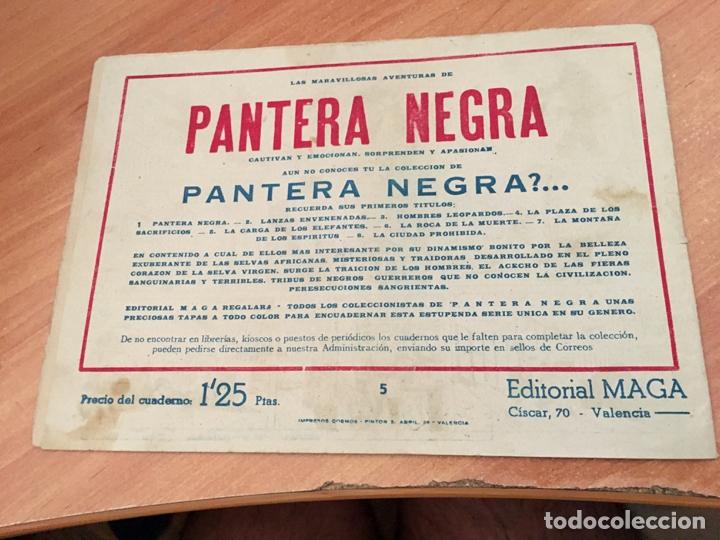 Tebeos: ROQUE BRIO Nº 5 (ORIGINAL MAGA) EXCELENTE (COIB23) - Foto 2 - 173651003