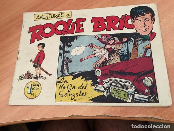 ROQUE BRIO Nº 5 (ORIGINAL MAGA) EXCELENTE (COIB23) (Tebeos y Comics - Maga - Otros)