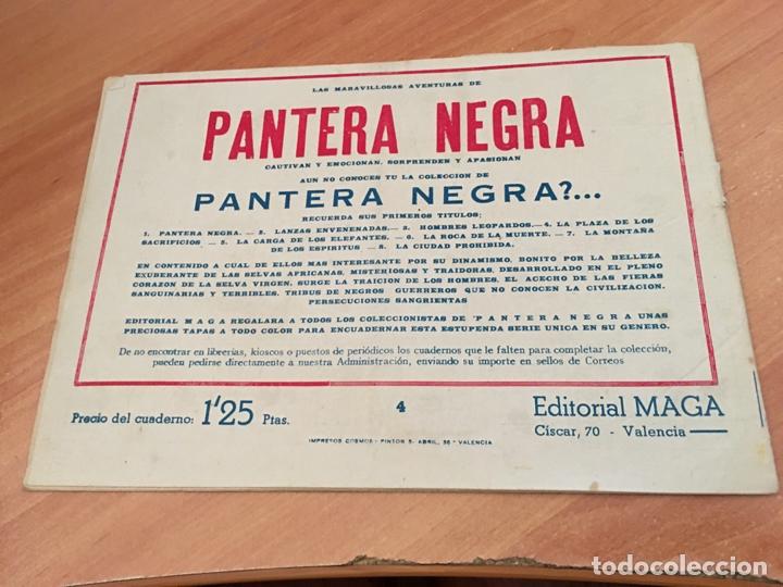 Tebeos: ROQUE BRIO Nº 4 (ORIGINAL MAGA) EXCELENTE (COIB23) - Foto 2 - 173651037