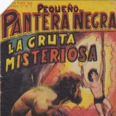Tebeos: PEQUEÑO PANTERA NEGRA Nº 79 LA GRUTA MISTERIOSA EL DE LA FOTO VER FOTO ADICIONAL CONTRAPORTADA. Lote 173916628