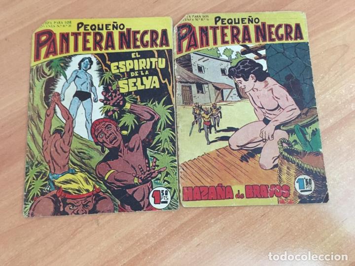 Tebeos: PEQUEÑO PANTERA NEGRA LOTE 27 EJEMPLARES (ORIGINAL MAGA) (COIB26) - Foto 3 - 173923505