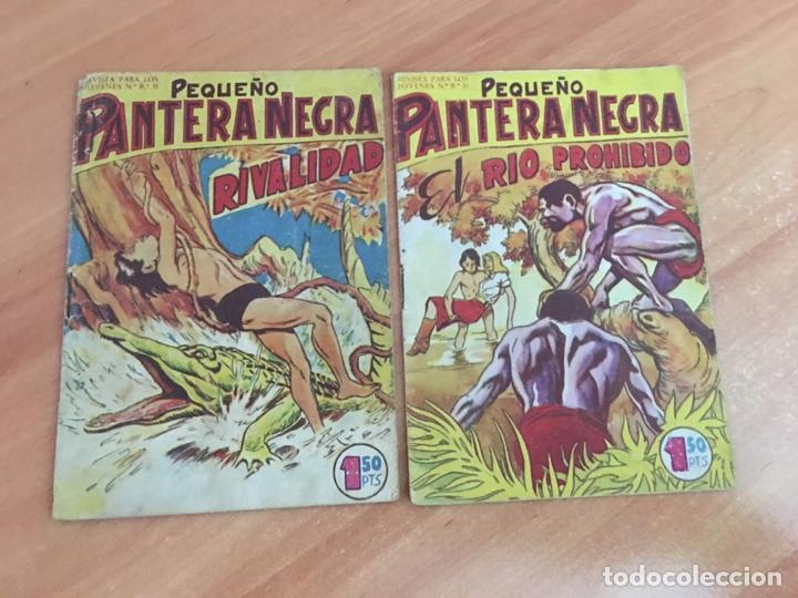 Tebeos: PEQUEÑO PANTERA NEGRA LOTE 27 EJEMPLARES (ORIGINAL MAGA) (COIB26) - Foto 5 - 173923505