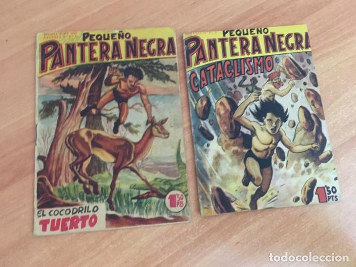 Tebeos: PEQUEÑO PANTERA NEGRA LOTE 27 EJEMPLARES (ORIGINAL MAGA) (COIB26) - Foto 7 - 173923505