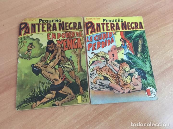 Tebeos: PEQUEÑO PANTERA NEGRA LOTE 27 EJEMPLARES (ORIGINAL MAGA) (COIB26) - Foto 10 - 173923505