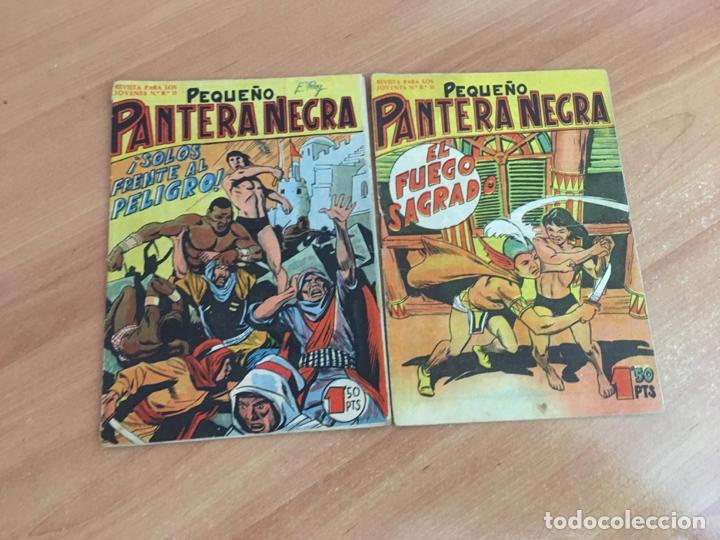Tebeos: PEQUEÑO PANTERA NEGRA LOTE 27 EJEMPLARES (ORIGINAL MAGA) (COIB26) - Foto 11 - 173923505