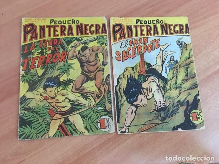 Tebeos: PEQUEÑO PANTERA NEGRA LOTE 27 EJEMPLARES (ORIGINAL MAGA) (COIB26) - Foto 13 - 173923505