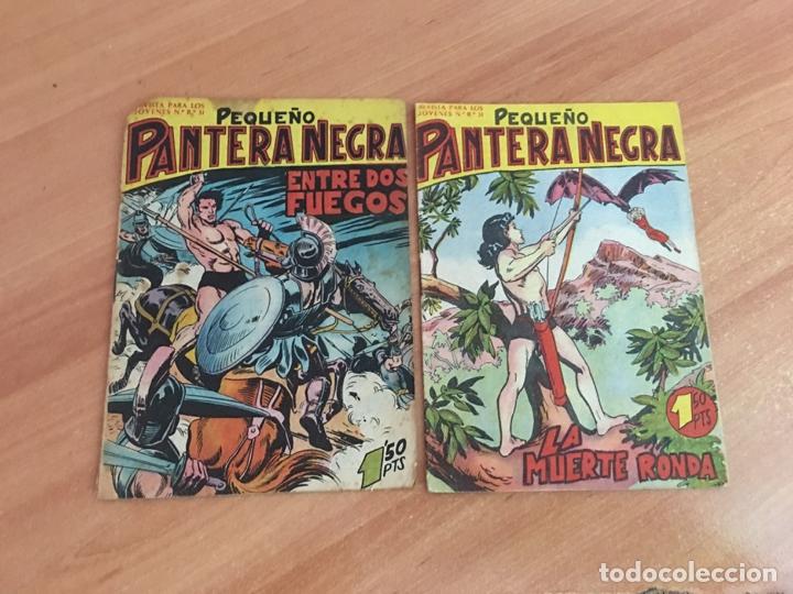Tebeos: PEQUEÑO PANTERA NEGRA LOTE 27 EJEMPLARES (ORIGINAL MAGA) (COIB26) - Foto 14 - 173923505