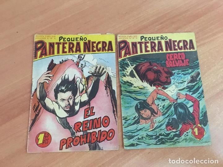 Tebeos: PEQUEÑO PANTERA NEGRA LOTE 27 EJEMPLARES (ORIGINAL MAGA) (COIB26) - Foto 15 - 173923505