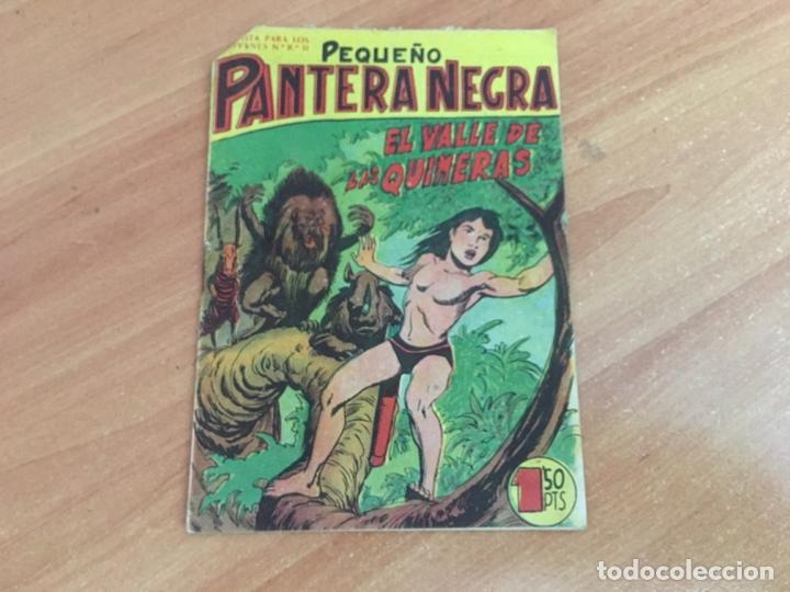 Tebeos: PEQUEÑO PANTERA NEGRA LOTE 27 EJEMPLARES (ORIGINAL MAGA) (COIB26) - Foto 16 - 173923505
