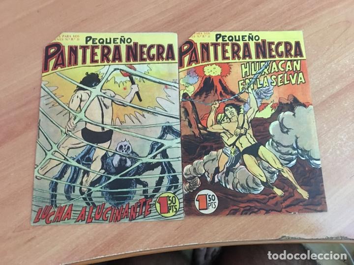 Tebeos: PEQUEÑO PANTERA NEGRA LOTE 15 EJEMPLARES (ORIGINAL MAGA) (COIB26) - Foto 5 - 173923865